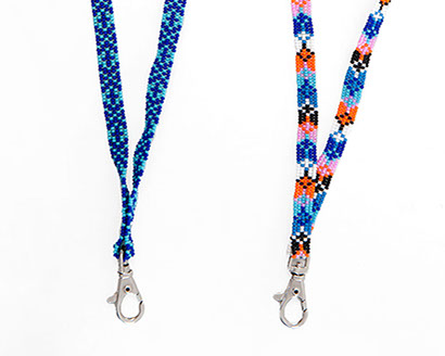 corporate gift, african craft, lanyard