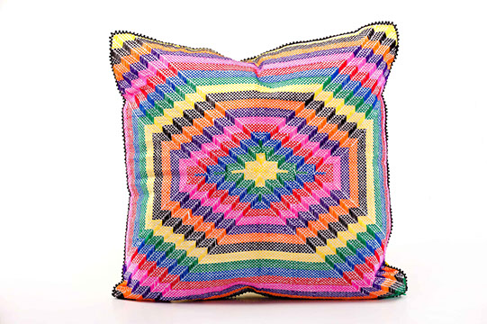 corporate gift, african craft, cushion cover